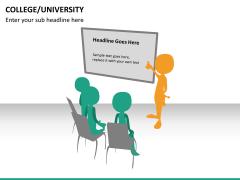College/University PPT slide 14