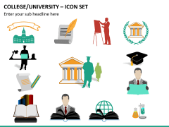 College/University PPT slide 18