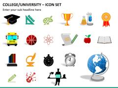 College/University PPT slide 19