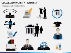 College/University PPT slide 8