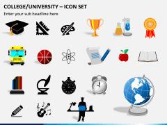 College/University PPT slide 9