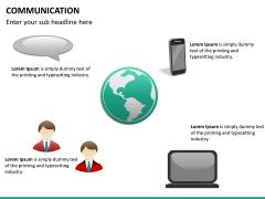 Communication PPT slide 24