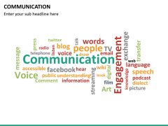 Communication PPT slide 26
