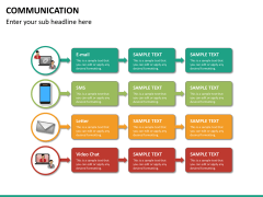 Communication PPT slide 22