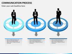 Communication process PPT slide 7