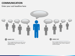 Communication PPT slide 11