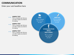 Communication PPT slide 2