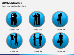 Communication PPT slide 3