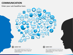 Communication PPT slide 4