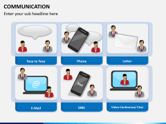 Communication PPT slide 5