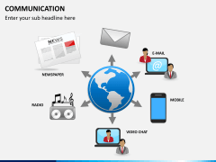 Communication PPT slide 7