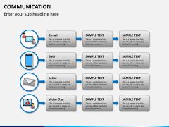 Communication PPT slide 8