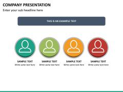 Company presentation PPT slide 28