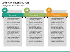 Company presentation PPT slide 32