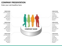 Company presentation PPT slide 19