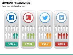 Company presentation PPT slide 26