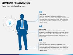 Company presentation PPT slide 10