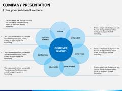 Company presentation PPT slide 17