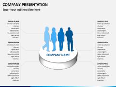 Company presentation PPT slide 2