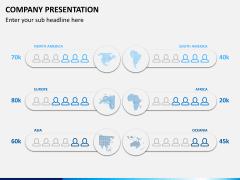 Company presentation PPT slide 6