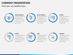 Company presentation PPT slide 7