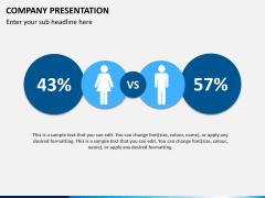 Company presentation PPT slide 8