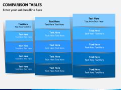 Comparison Tables PPT slide 8