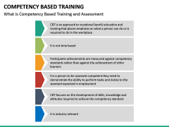 Competency Based Training PPT slide 16
