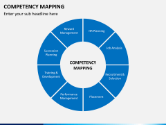 Competency mapping PPT slide 1