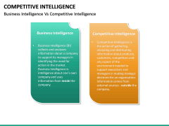 Competitive intelligence PPT slide 34