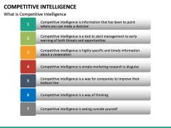 Competitive intelligence PPT slide 27