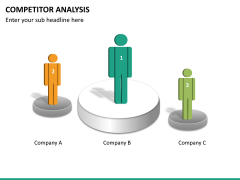 Competitor analysis PPT slide 32