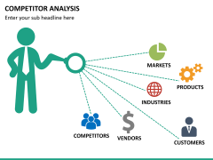 Competitor analysis PPT slide 21