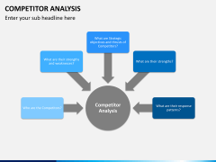Competitor analysis PPT slide 16