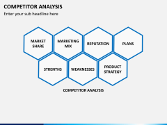 Competitor analysis PPT slide 20