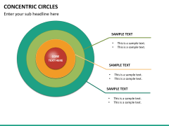 Concentric circles PPT slide  31