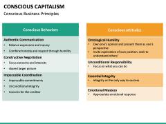 Conscious Capitalism PPT slide 22