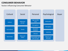 Consumer behavior PPT slide 8