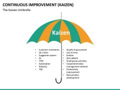 Continuous improvement PPT slide 13