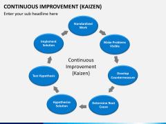 Continuous improvement PPT slide 7