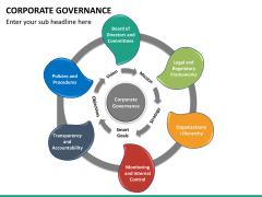 Corporate governance PPT slide 20
