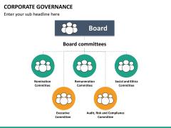 Corporate governance PPT slide 30
