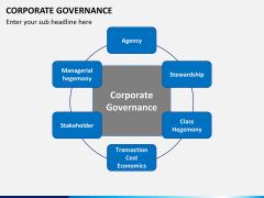 Corporate governance PPT slide 13