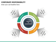Corporate responsibility PPT slide 17