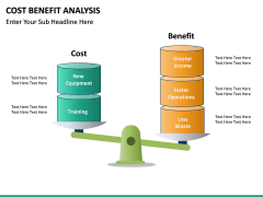 Cost benefit analysis PPT slide 11