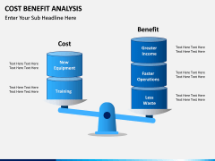 Cost benefit analysis PPT slide 1