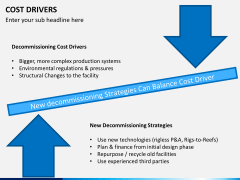 Cost drivers PPT slide 13