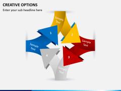 Creative options PPT slide 14