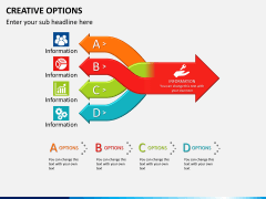 Lists and options bundle PPT slide 43
