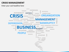 Crisis management PPT slide 3